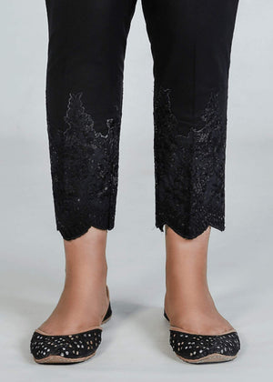 Soffio - Black Trouser for Winter SFT-070