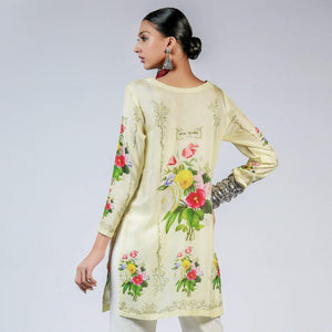 Rizwan Beyg - Small Flower Bouquet Print