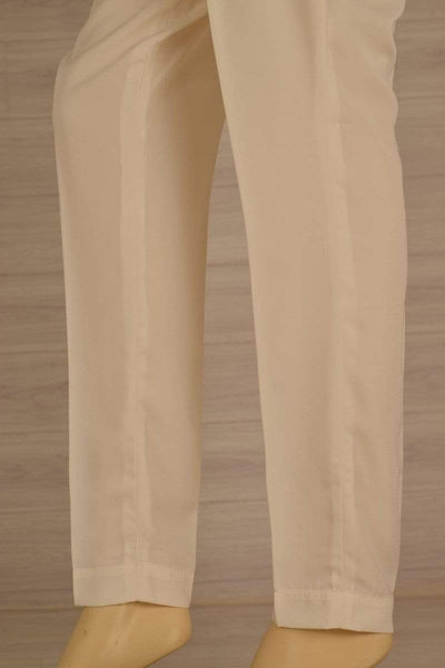 Wov - Cream Ciq Pol Pant - 1 PC