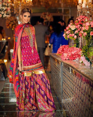 Faiza Samee -Wedding Wear