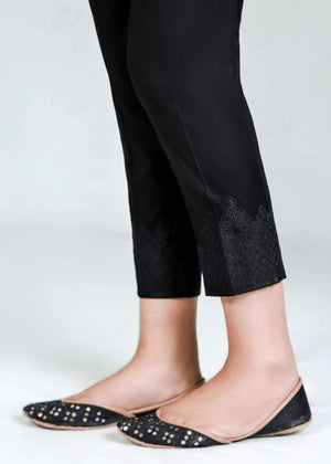 Soffio - Black Trouser for Winter SFT-060