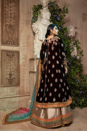 Nilofer Shahid - Queen's Royale - 3 PC