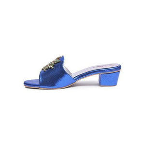 Milli Shoes - Blue - Heels