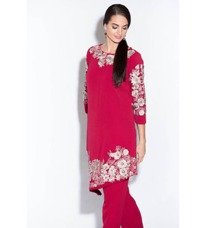 Ethnic by Farhat Khan - Beauty In Red