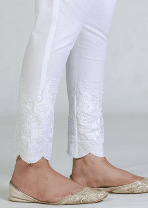 Soffio - White Trouser for Winter SFT-050