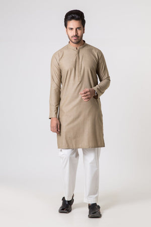 Bonanza Satrangi - Green Men Kurta - Clearance Sale