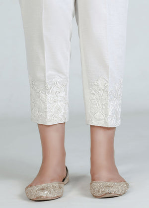 Soffio - Off White Trouser for Winter SFT-030