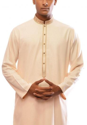 Amir Adnan - Light Peach Ayuthia Regular Fit Suit