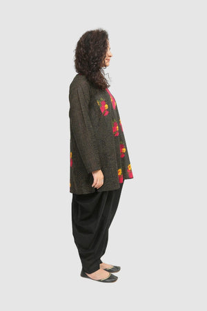 Generation - Black Kaantha Kurta - 1 PC