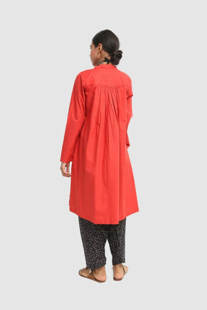 Generation - Rust Autumn Hues Tunic - 1 PC