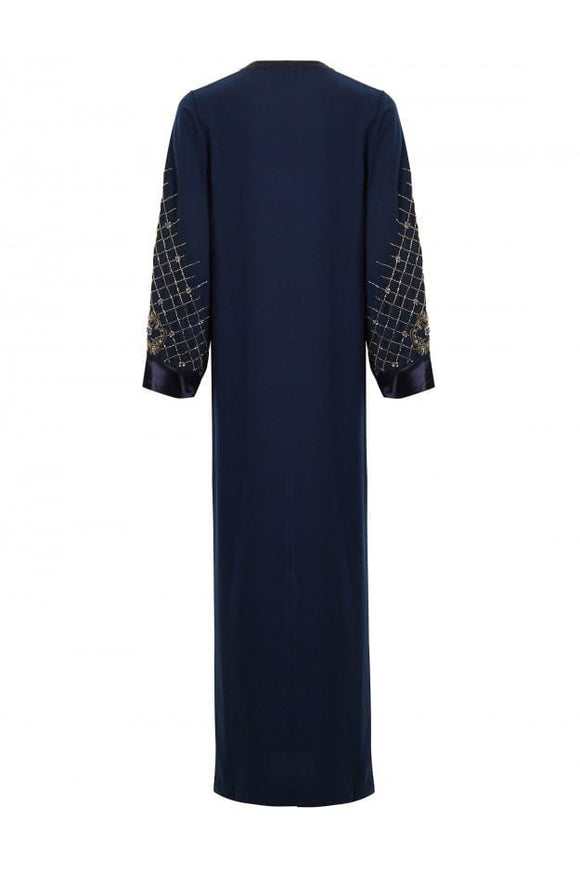 Raishma - Navy Abaya Three