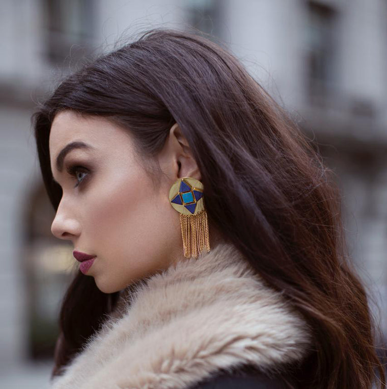 Allure by MHT - Alectona Earring