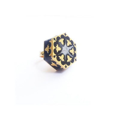 Red Dot Jewels - Arabesque Ring