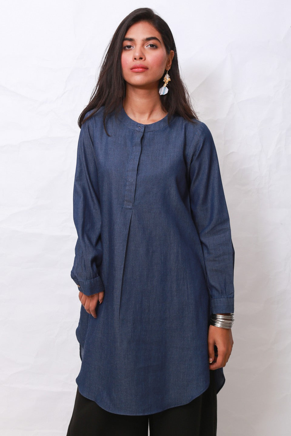 Generation - Blue Denim Tunic