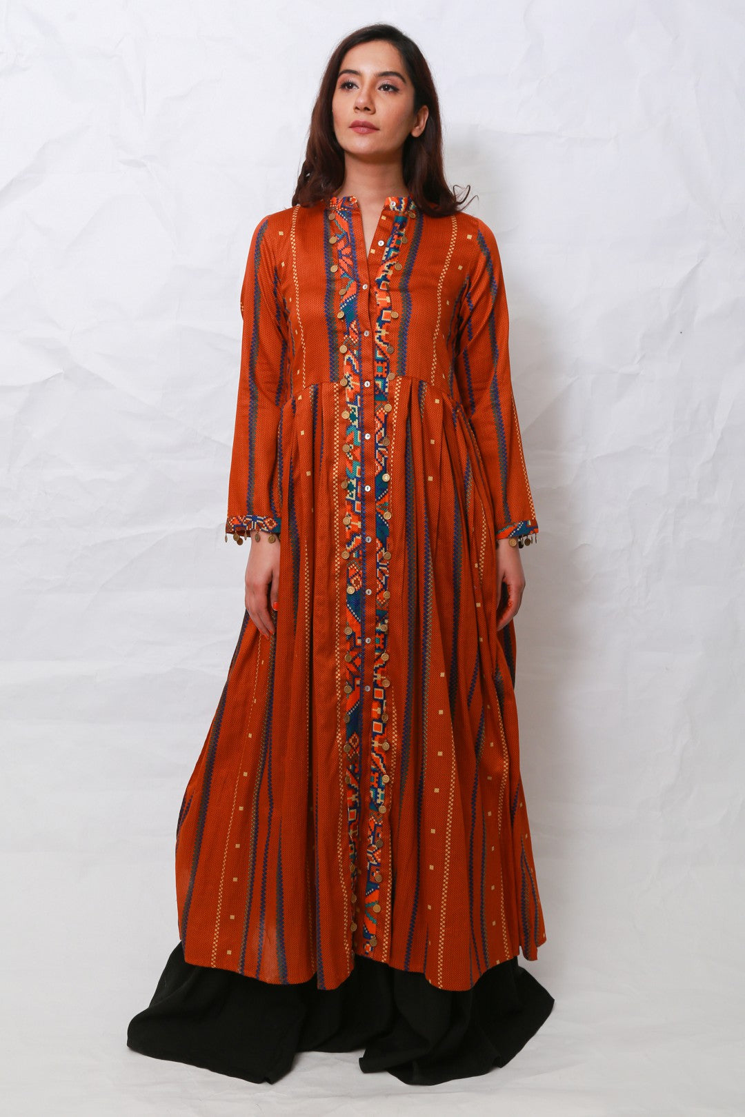Generation - Orange Dasuti Dress