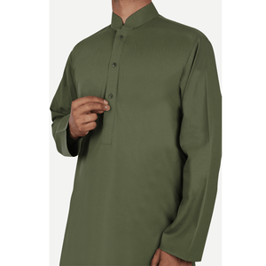 Cotton & Silk - Cotton Kurta CK-1977