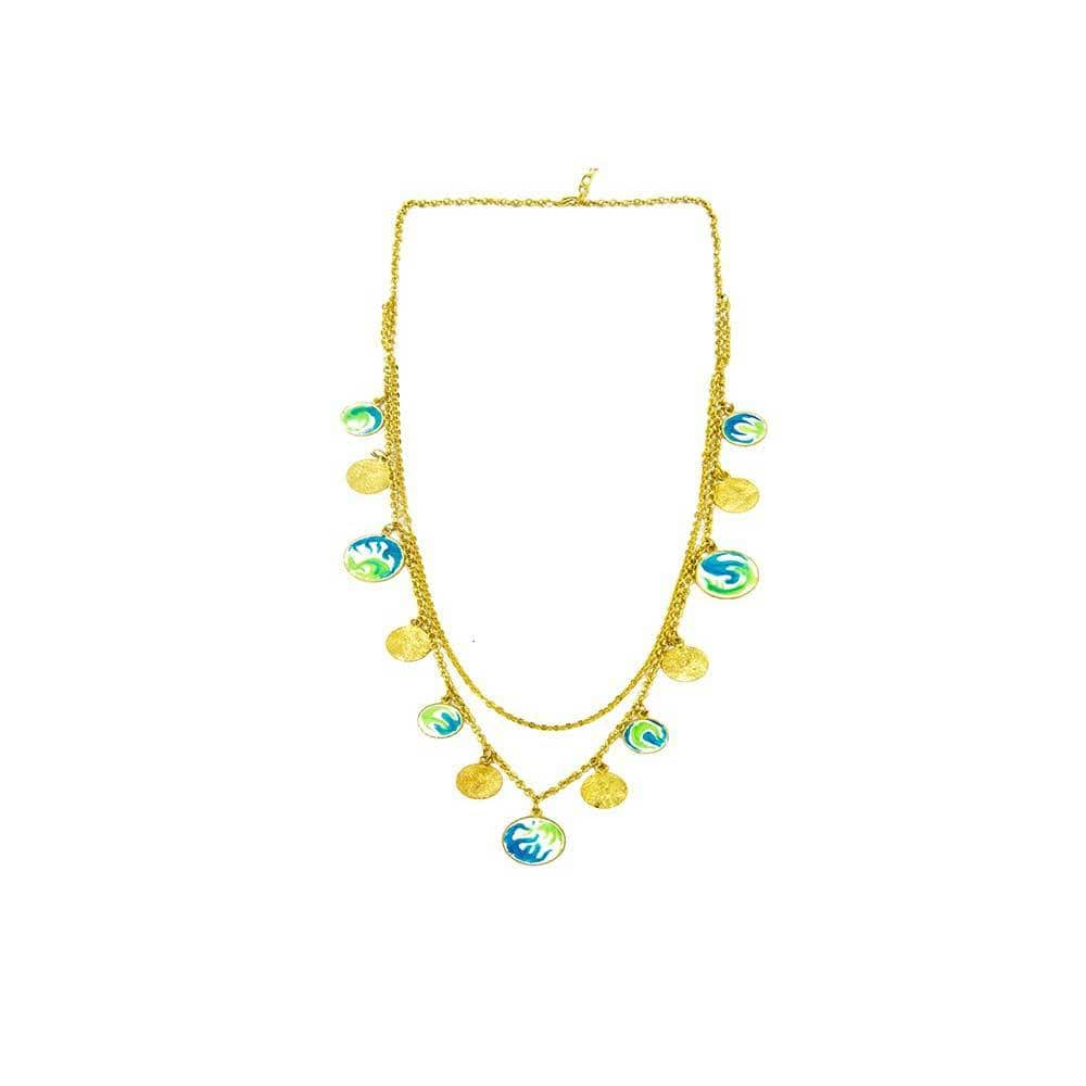 Red Dot Jewels - Colour Carnival Necklace