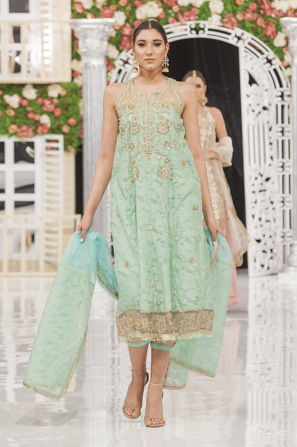 Insam - Light Green Salma