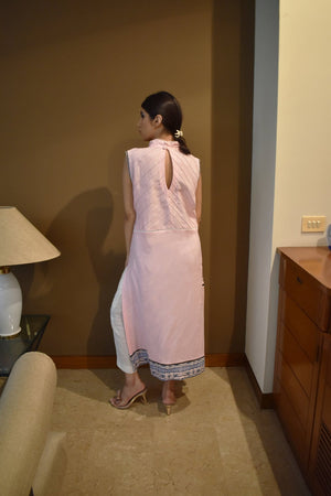 Insam - Blush Pink Kurta