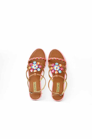Chapter 13 - Brown Rainbow Sandals