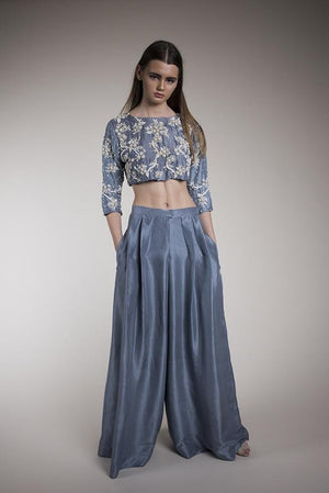 Samaira Ghani -  Co-ord Set Including Palazzo Pants