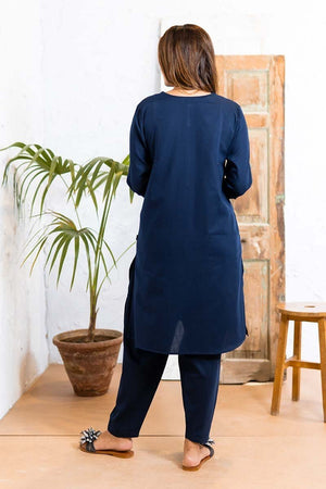 Ego - Navy Coorindate - 2 PC