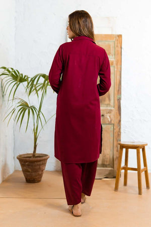 Ego - Maroon Eternal - 2 PC