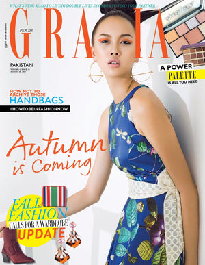 Grazia Pakistan August 20th Issue 2017