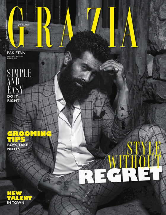 Grazia Pakistan July 20th Issue 2018