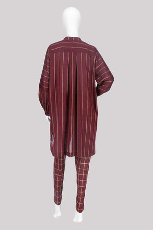 Waqar J Khan - Racing Stripes Design - 1 PC
