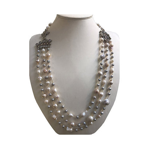 Amishi - Crystal Exclusive Necklace