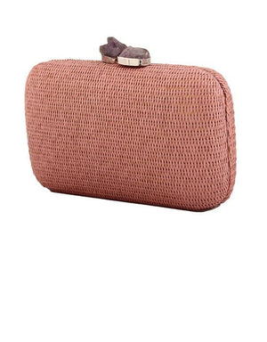 Hermosa - Limited Edition Pink Clutch