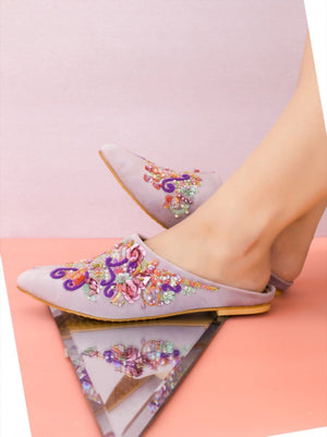 Chapter 13 - Lilac Coral Reef Mules