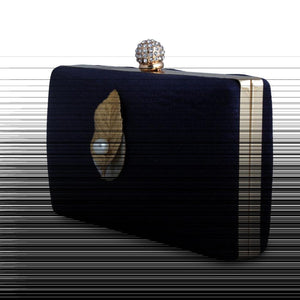 Hermosa - Limited Edition Blue Clutch