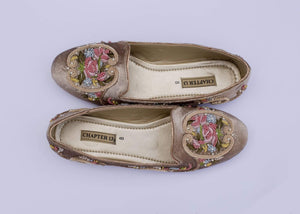 Chapter 13 - Beige French Garden Loafers