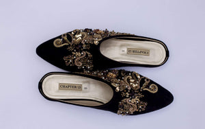 Chapter 13 - Black Dahlia Mules