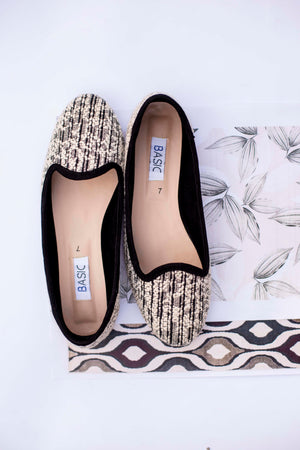Basic - Nude Loafers - B19-39