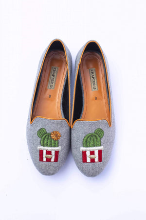 Chapter 13 - Grey Cactus Loafers