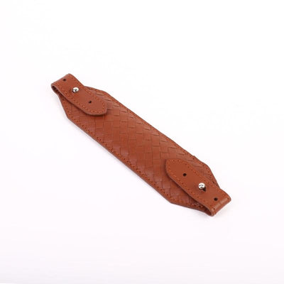 Novado - Genuine Woven Leather Face Mask Strap/Ear Saver - 8017-C027