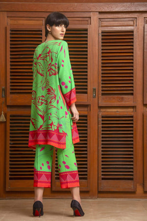 Gulabo - Sarah Top - Green