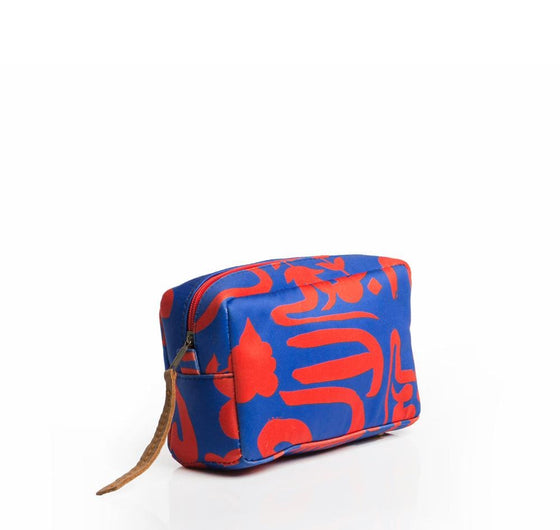Mahin Hussain - Jhooley Lal Make Up Pouch