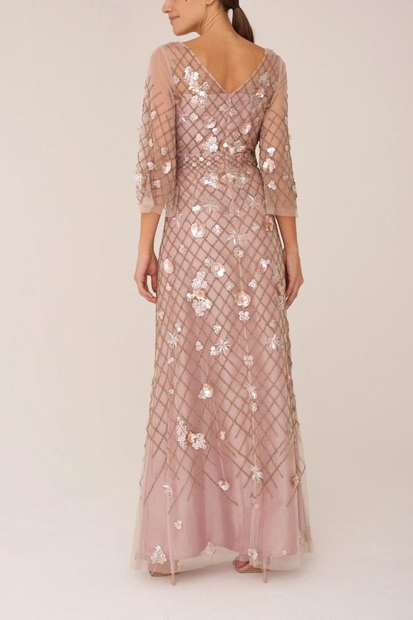 Raishma - Blush Joan Gown