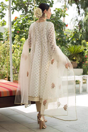 Deepak Perwani - Shadow White - KTD3214