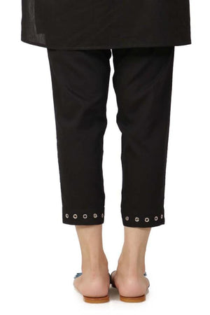 Ego - Black Rivet Pants 1 PC