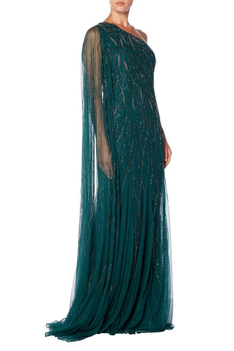 Raishma - Green Mila Gown