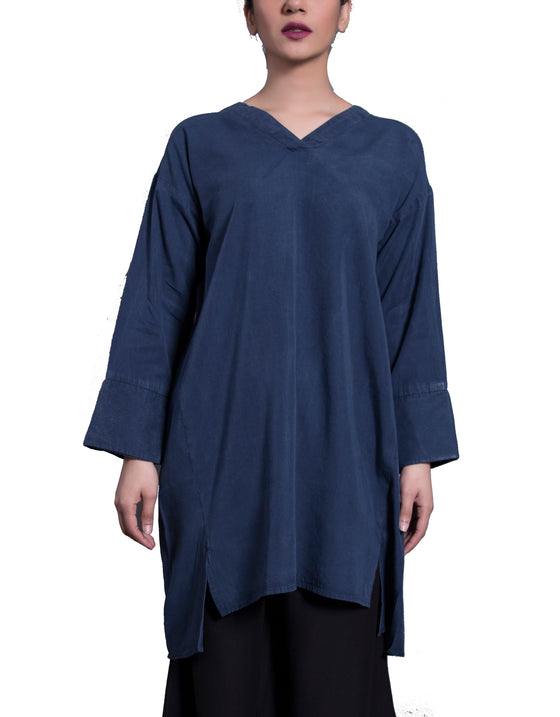 Generation - Blue Winter Gold Tunic