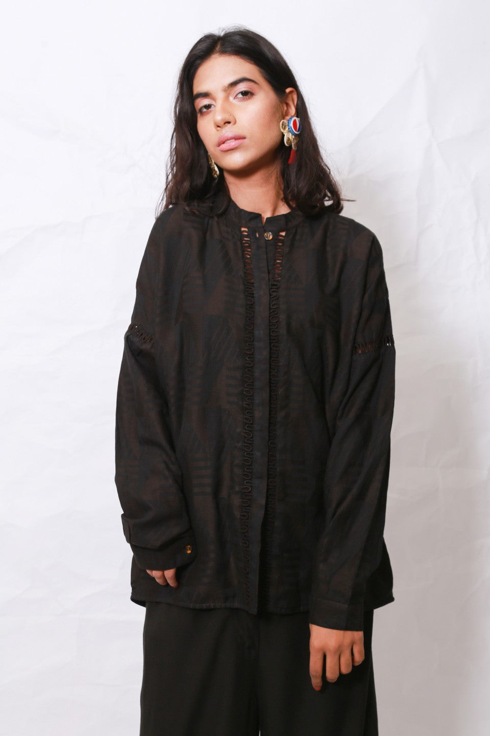 Generation - Black Coastal Living Top