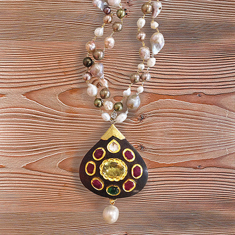 Amishi - Multi Exclusive Necklace