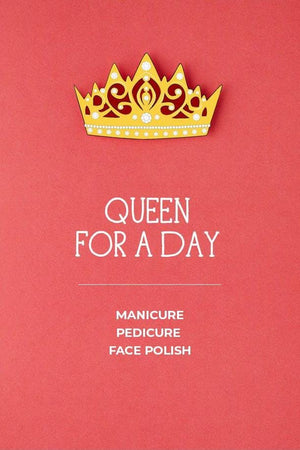 Blush Salon - Queen for a Day
