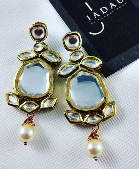Jadau - Rani Jyoti Earrings